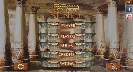 Egyptian Senet 3