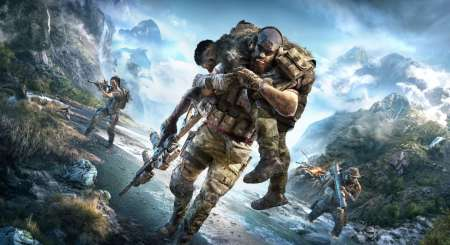 Tom Clancys Ghost Recon Breakpoint Year 1 Pass 1