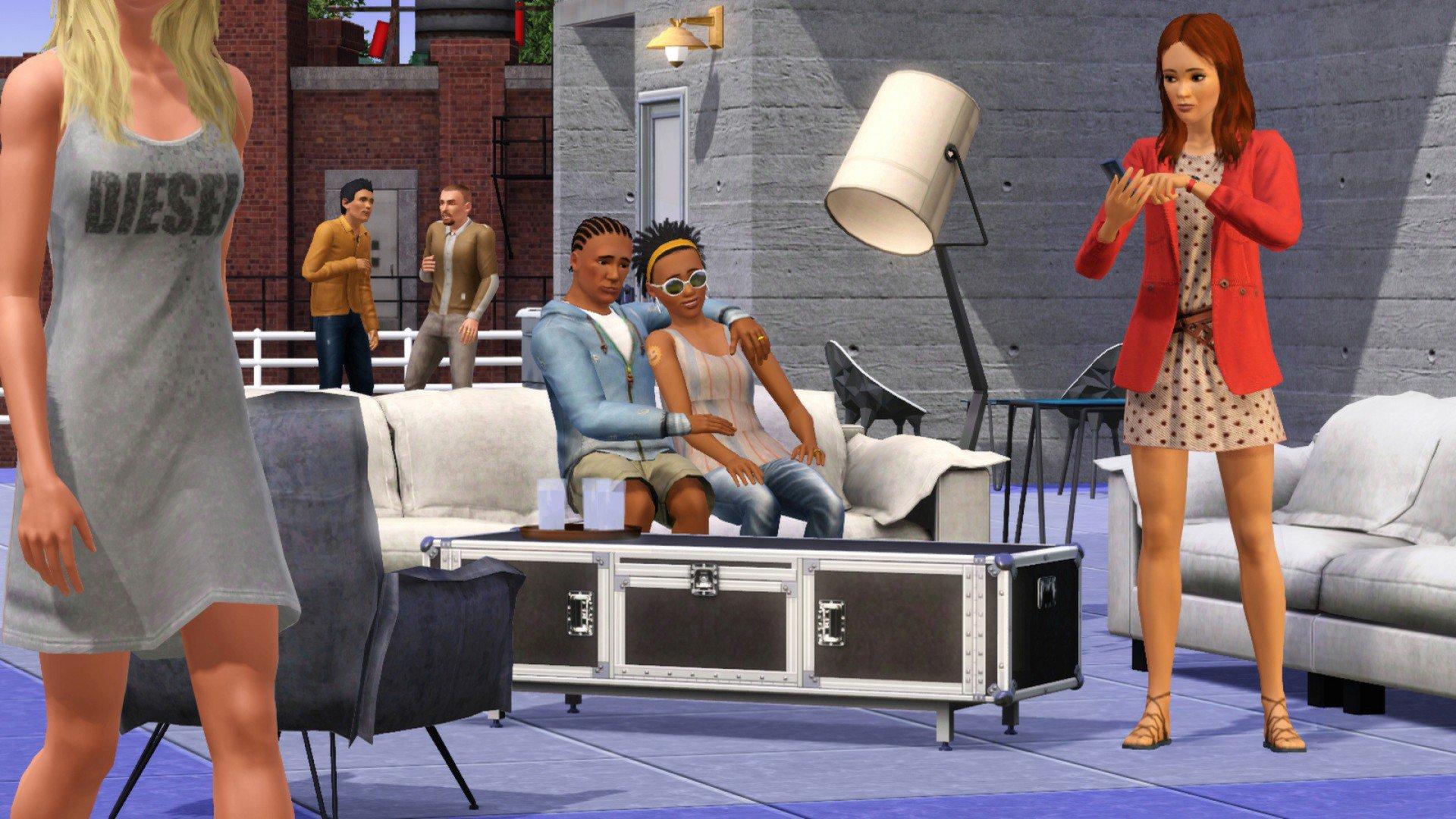 The Sims 3 Diesel 2