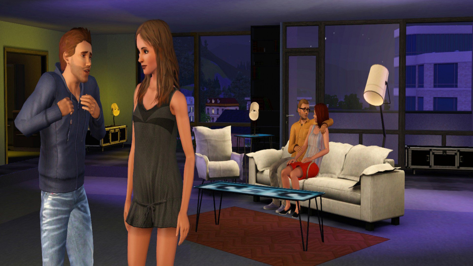 The Sims 3 Diesel 3