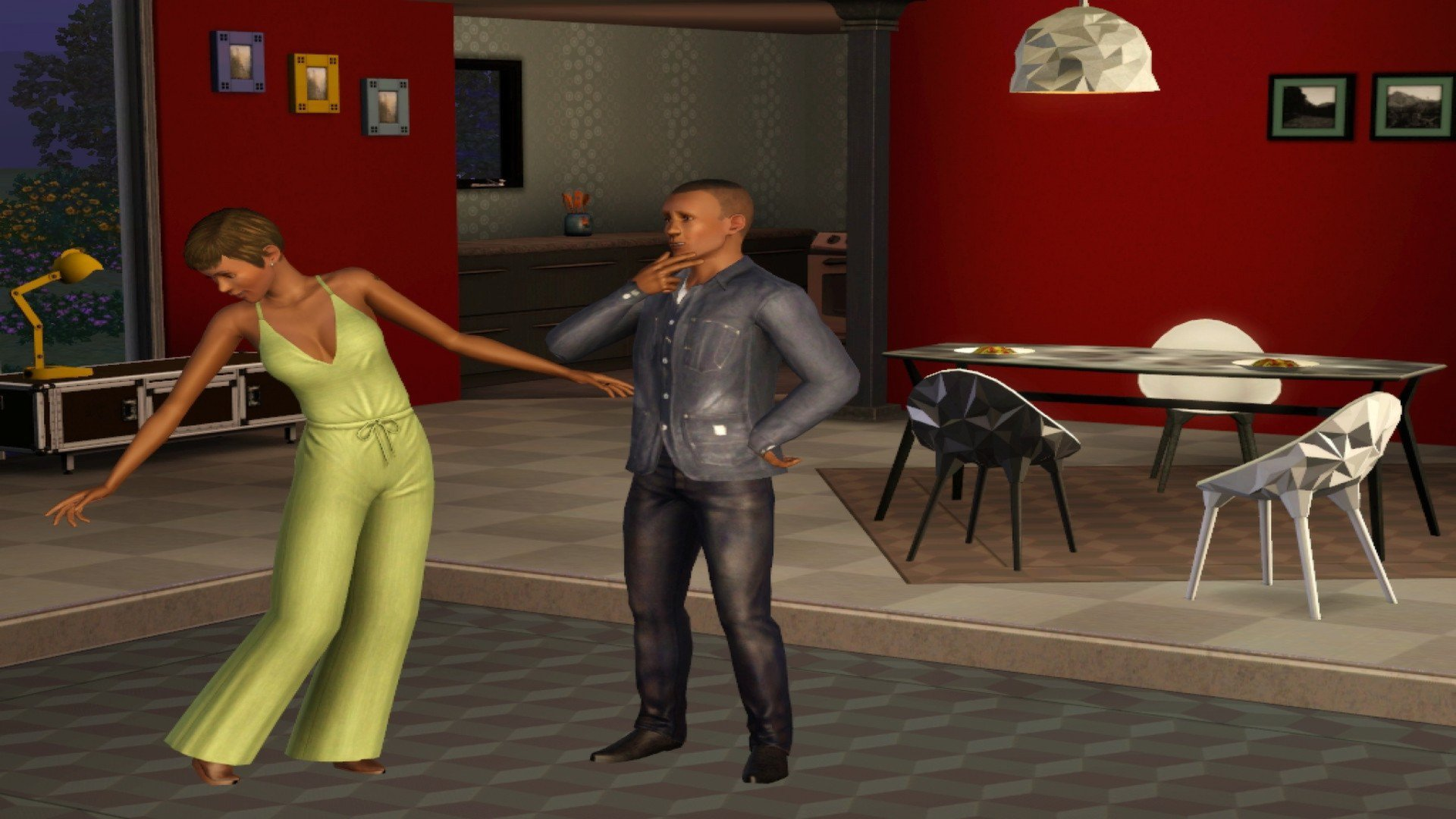 The Sims 3 Diesel 5