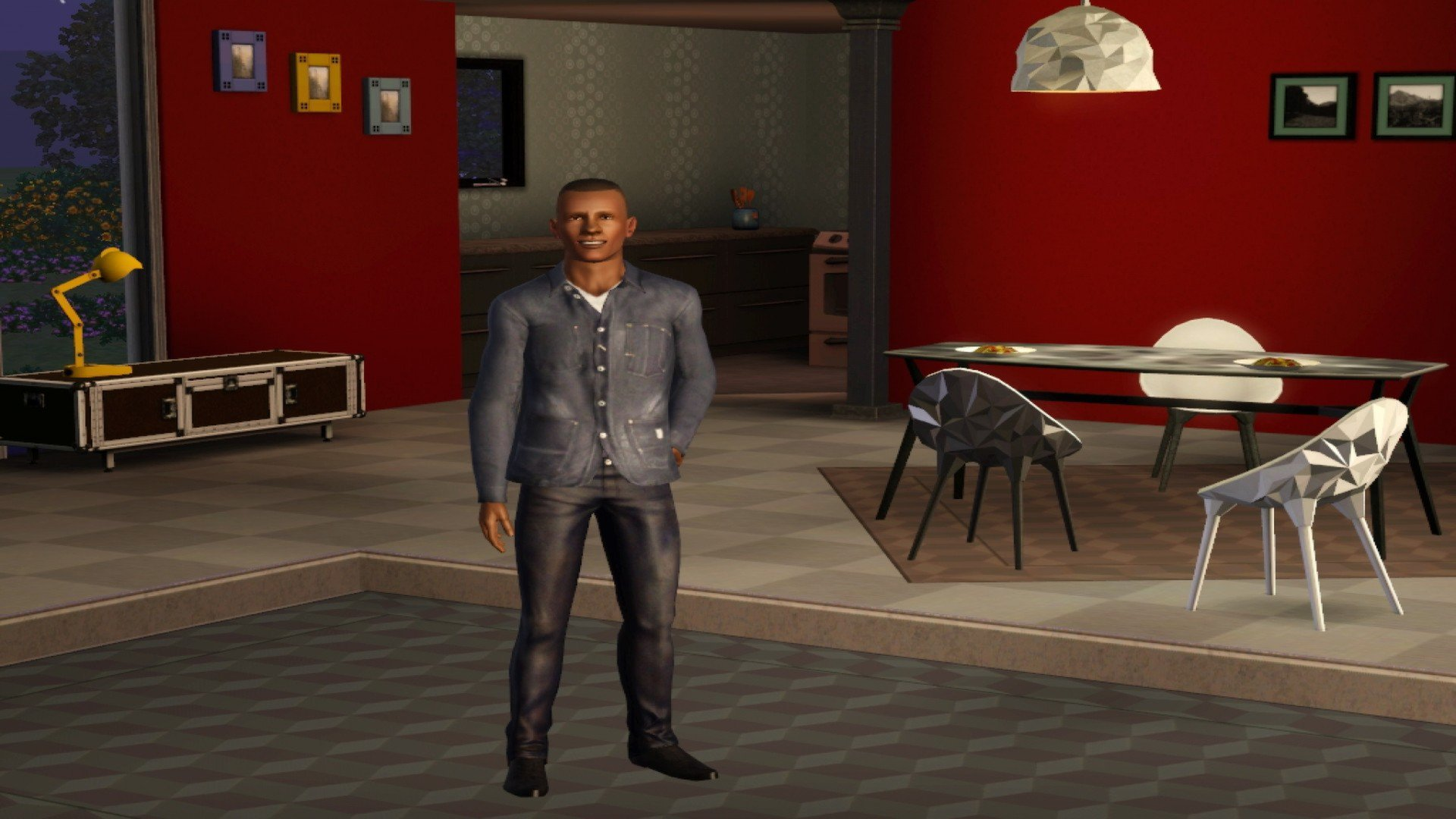 The Sims 3 Diesel 6