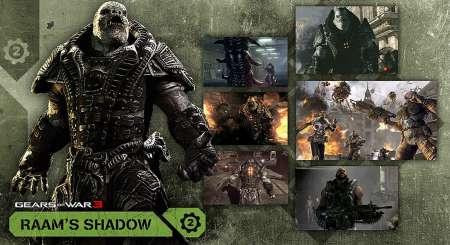 Gears of War 3 Xbox 360 4