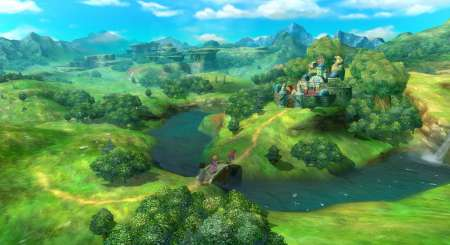 Ni no Kuni Wrath of the White Witch Remastered 1