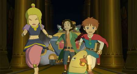 Ni no Kuni Wrath of the White Witch Remastered 5