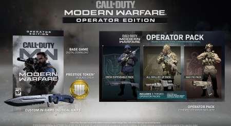 Call of Duty Modern Warfare Operator Edition 1