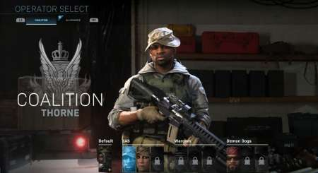 Call of Duty Modern Warfare Operator Edition 3