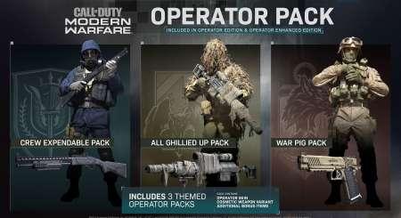 Call of Duty Modern Warfare Operator Enhanced Edition 1