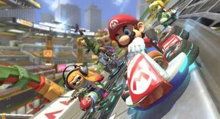 Mario Kart 8 Deluxe + Online 365 Family Membership 1