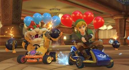 Mario Kart 8 Deluxe + Online 365 Family Membership 2
