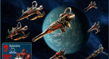 Galactic Inheritors 11