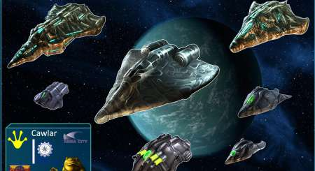 Galactic Inheritors 13
