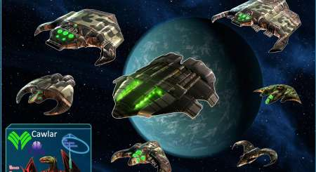 Galactic Inheritors 15