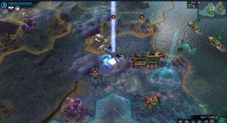 Sid Meiers Civilization Beyond Earth Collection 5