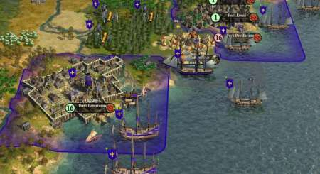 Sid Meiers Civilization IV The Complete Edition Mac 1