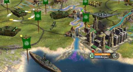 Sid Meiers Civilization IV The Complete Edition Mac 3