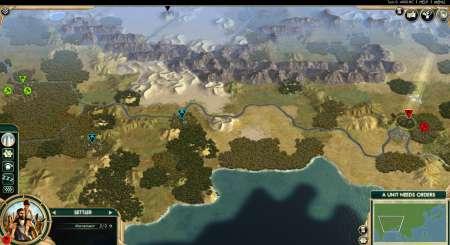 Sid Meiers Civilization V Scrambled Continents Map Pack 2