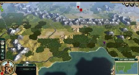 Sid Meiers Civilization V Scrambled Continents Map Pack 3