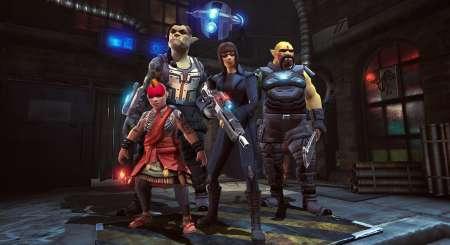 Shadowrun Chronicles Boston Lockdown 1