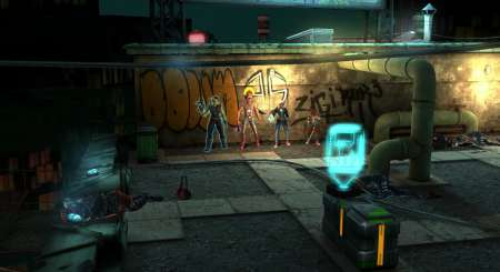 Shadowrun Chronicles Boston Lockdown 13