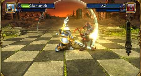 Battle vs Chess 12