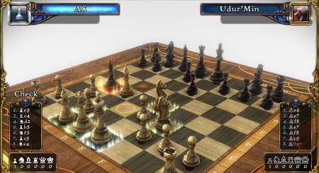Battle vs Chess 8
