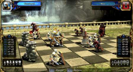 Battle vs Chess 9