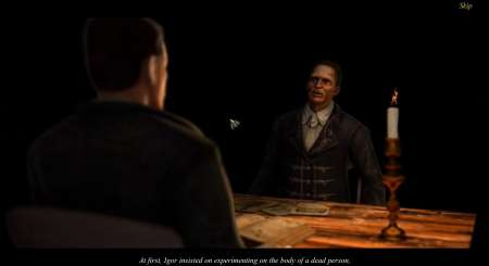 Frankenstein Master of Death 1