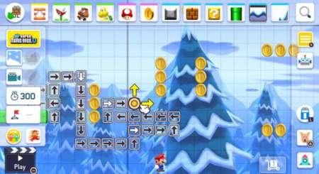 Super Mario Maker 2 + 365 dní Online Individual membership 3