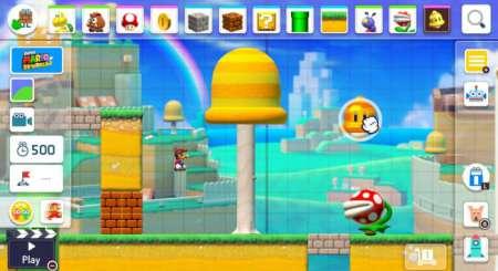 Super Mario Maker 2 + 365 dní Online Individual membership 4
