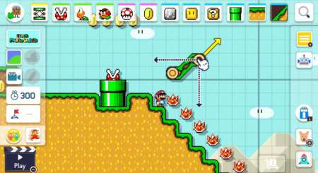 Super Mario Maker 2 + 365 dní Online Individual membership 6