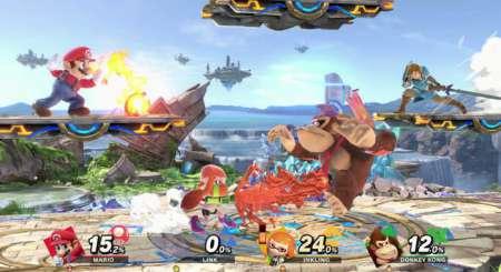 Super Smash Bros Ultimate + Online 365 dní Individual Membership 2