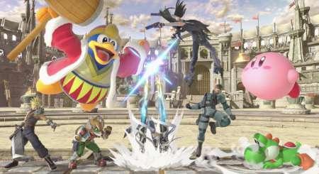 Super Smash Bros Ultimate + Online 365 dní Individual Membership 4