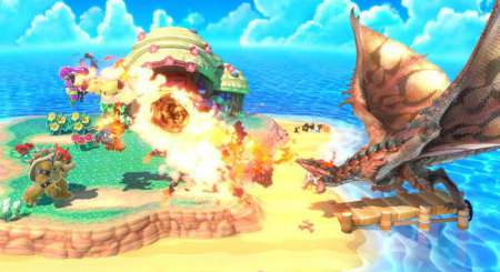 Super Smash Bros Ultimate + Online 365 dní Individual Membership 5