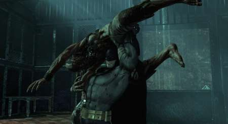 Batman Arkham Asylum GOTY 1
