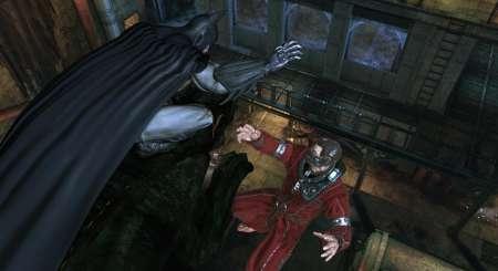 Batman Arkham Asylum GOTY 2