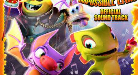 Yooka-Laylee and the Impossible Lair OST 1
