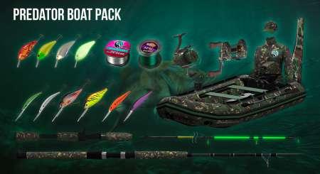 The Fisherman Fishing Planet Predator Boat Pack 2