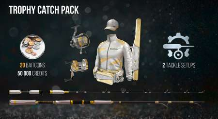 The Fisherman Fishing Planet Trophy Catch Pack 1