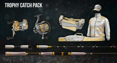 The Fisherman Fishing Planet Trophy Catch Pack 2
