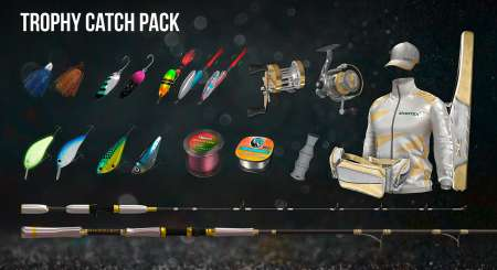 The Fisherman Fishing Planet Trophy Catch Pack 3
