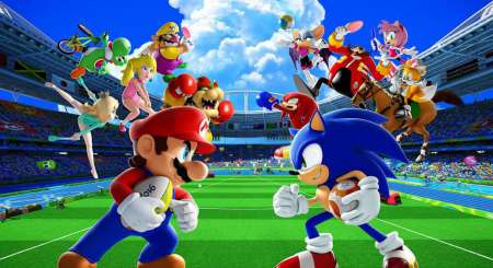 Mario & Sonic Tokyo 2020 6