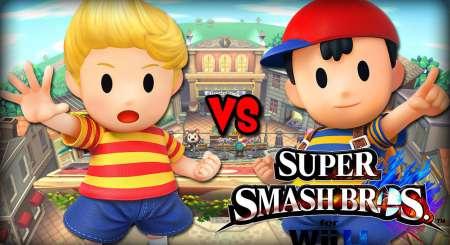 Super Smash Bros. Lucas 3