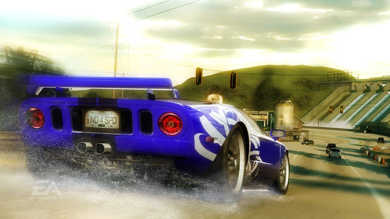 Need For Speed Undercover 10