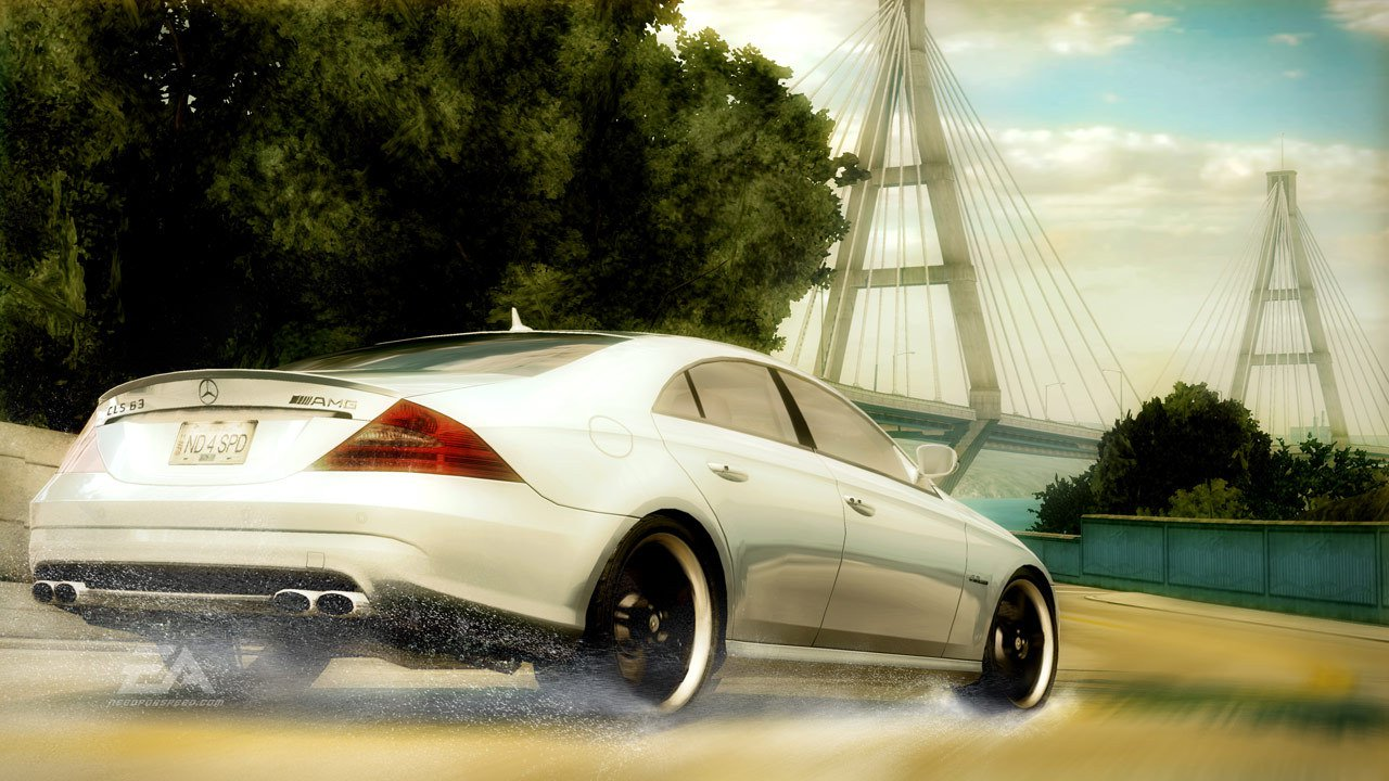 Need For Speed Undercover 11