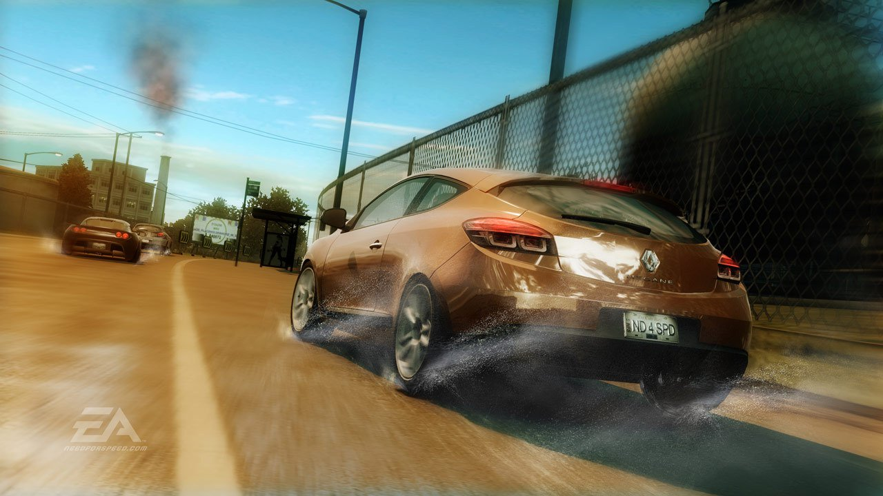 Need For Speed Undercover 13