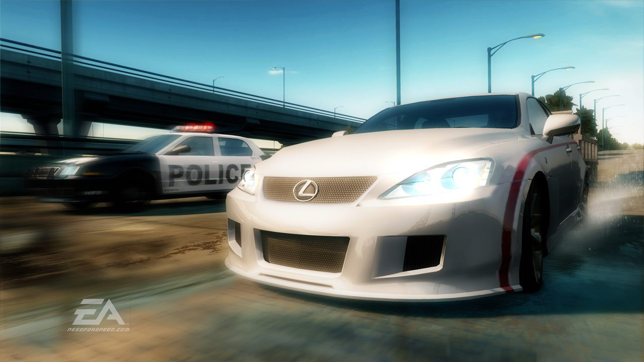 Need For Speed Undercover 19
