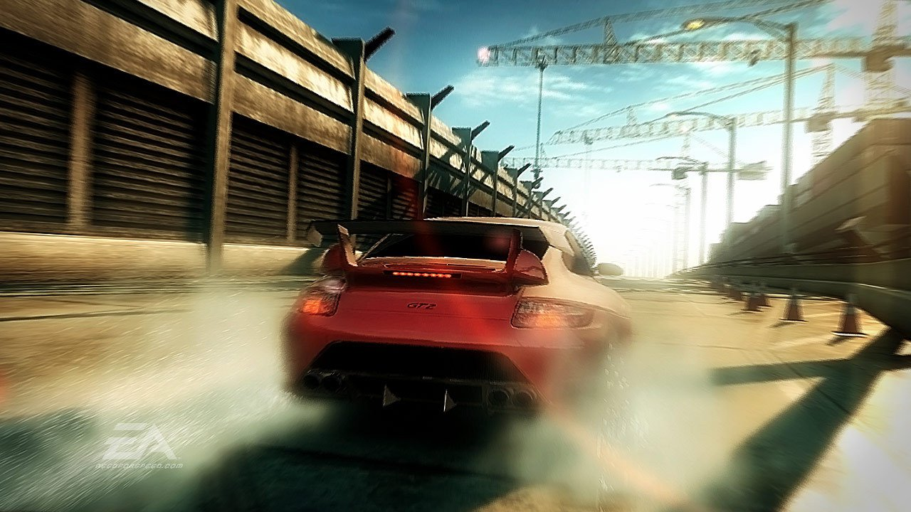 Need For Speed Undercover 2