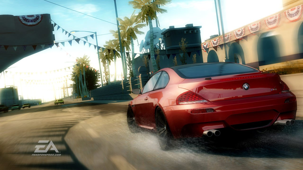 Need For Speed Undercover 3