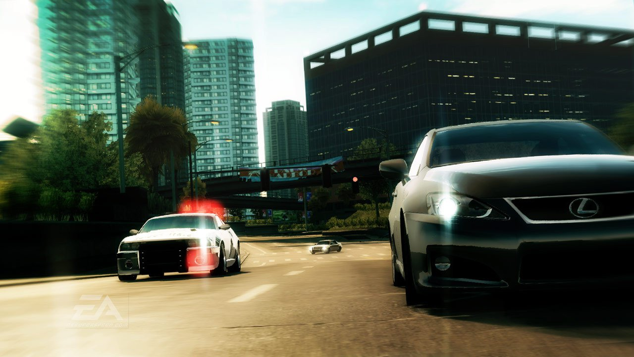 Need For Speed Undercover 6